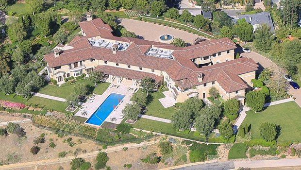 Príncipe Harry e Meghan Markle moram em mansão de mais de R$ 100 milhões
