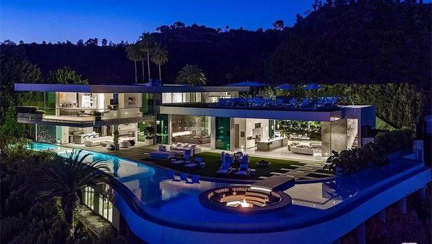 Conheça a nova mansão milionária de Lebron James, em Los Angeles